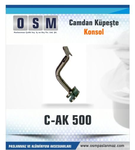 CAMDAN KÜPEŞTEYE C-AK-500
