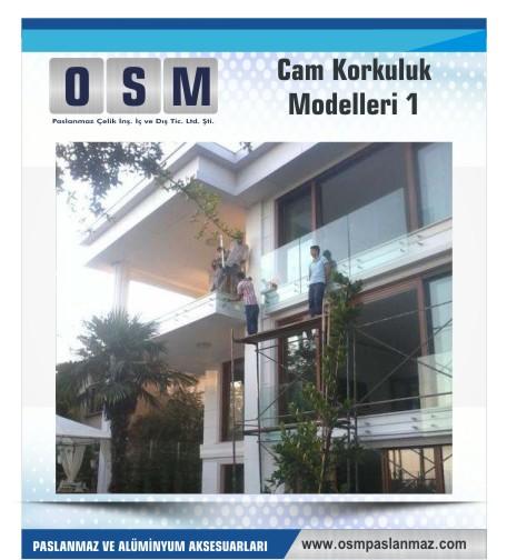 CAM KORKULUK MODELLERİ-1