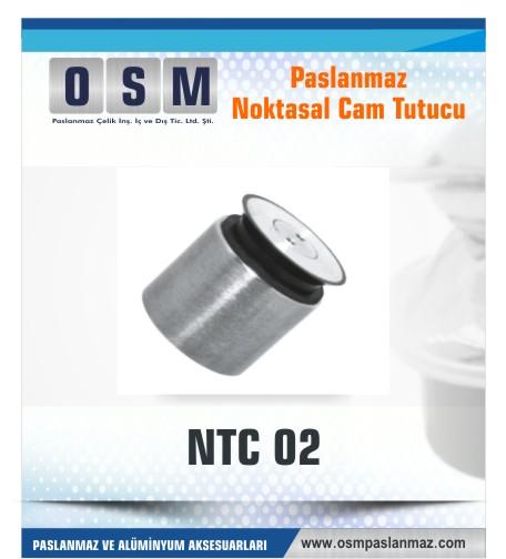 Noktasal Cam tutucu NTC-02