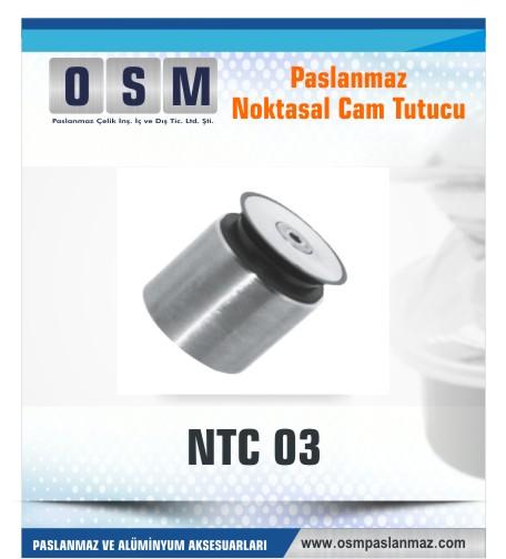 Noktasal Cam tutucu NTC-03