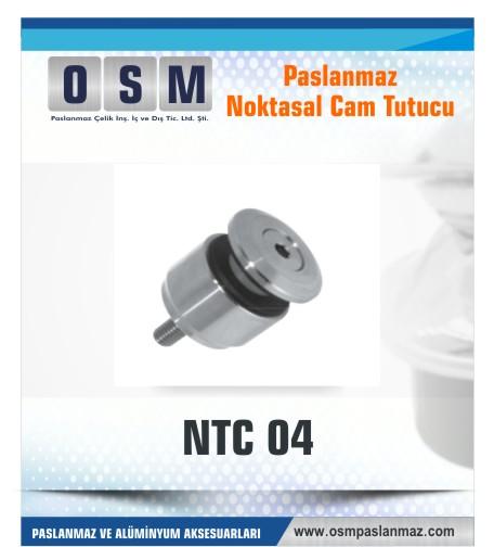 Noktasal Cam tutucu NTC-04