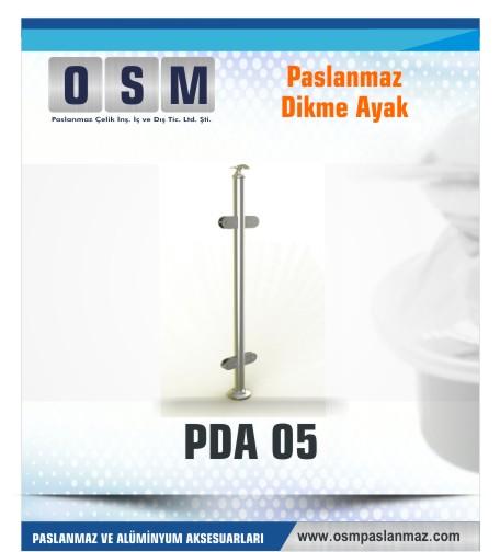 PASLANMAZ DİKME AYAK PDA 05