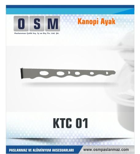 PASLANMAZ KONOPİ AYAK KCT 01