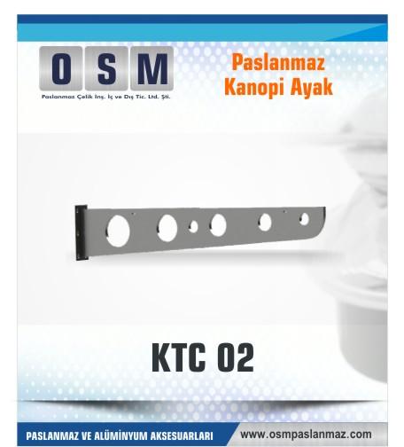 PASLANMAZ KONOPİ AYAK KCT 02