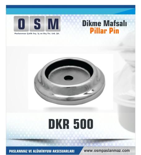 PASLANMAZ ROZET DKR 500