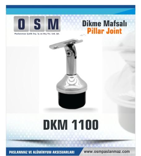 Paslanmaz Mafsal DKM 1100