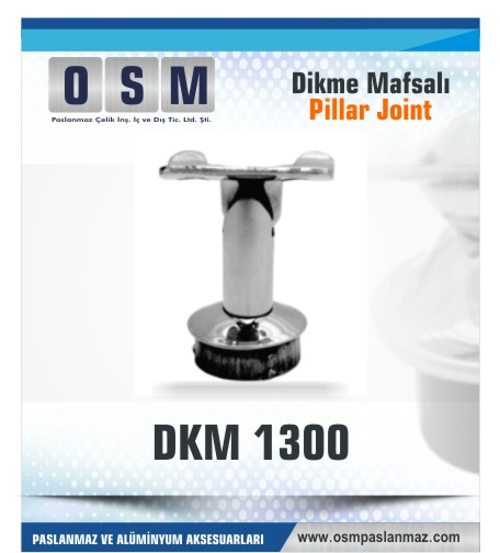 Paslanmaz Mafsal DKM 1300