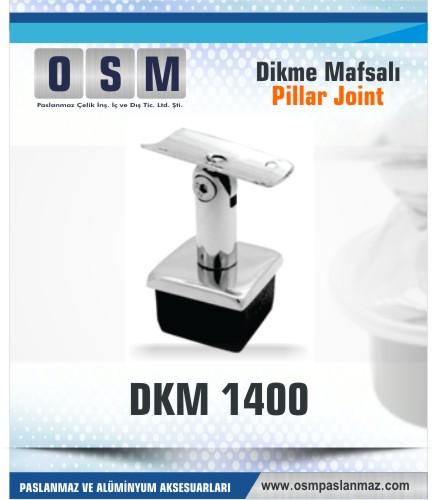 Paslanmaz Mafsal DKM 1400