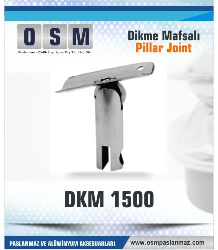 Paslanmaz Mafsal DKM 1500