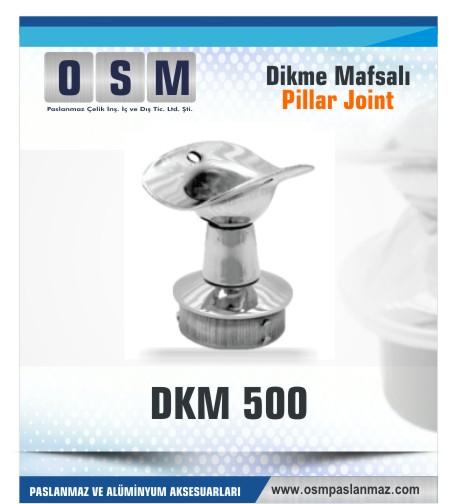 Paslanmaz Mafsal-DKM-500