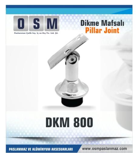 Paslanmaz Mafsal DKM 800