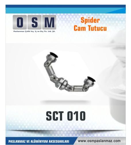 SPIDER CAM TUTUCU SCT 010