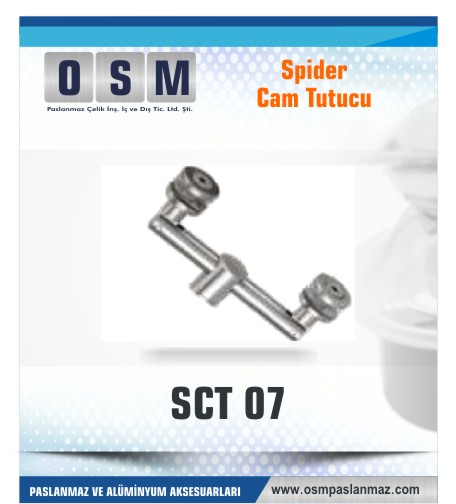 SPIDER CAM TUTUCU SCT 07
