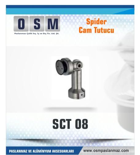 SPIDER CAM TUTUCU SCT 08