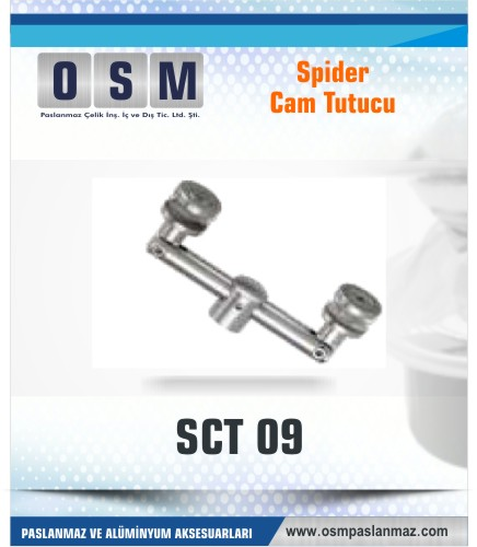 SPIDER CAM TUTUCU SCT 09