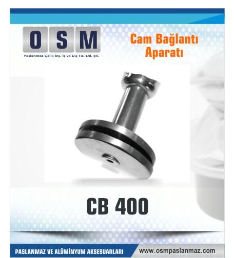 Cam bağlantı aparatı-CB-400